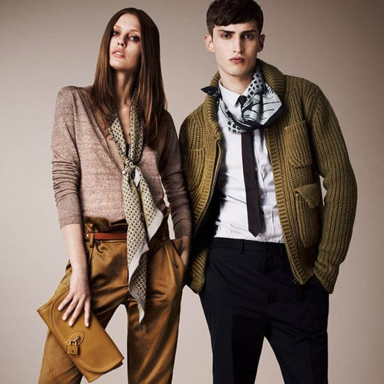 Burberry Resort 2013 Pictures