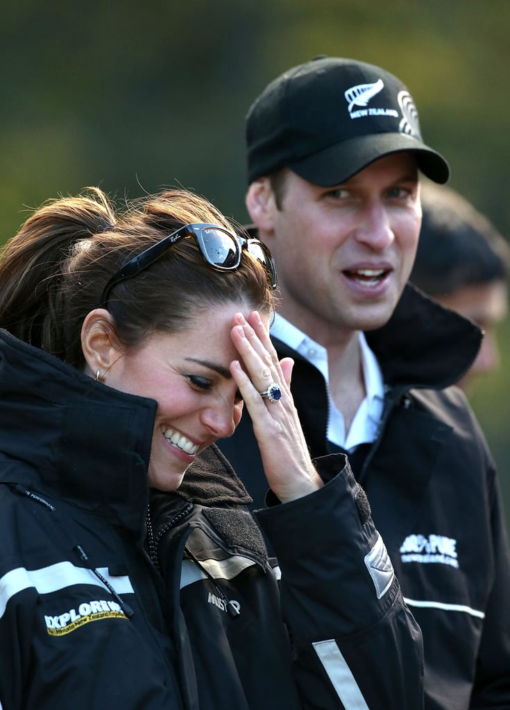 """""""Stop Laughing at William's Hat. Get a Grip, Catherine!"""""""