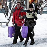 Snow Shoppers