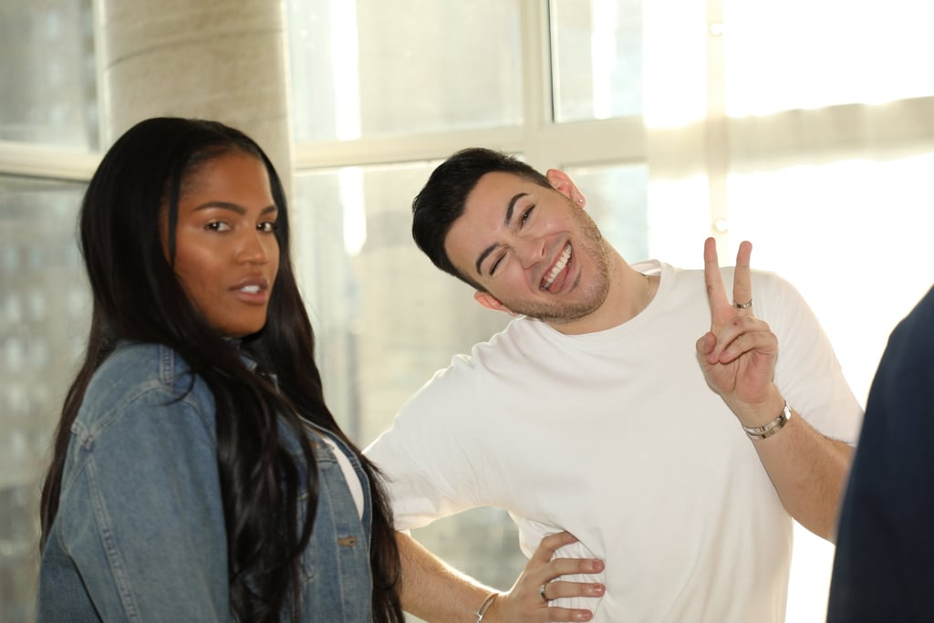 Manny Gutierrez and Shayla Mitchell For Maybelline