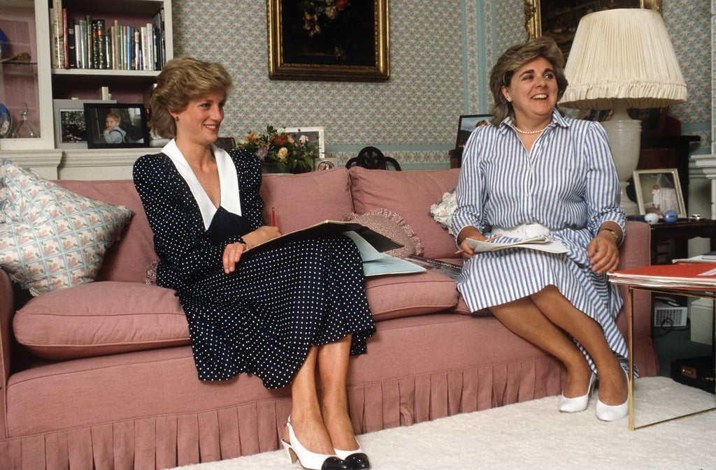 Kate Middleton's Polka-Dot Dress Could Be a Stylish Homage to Princess Diana