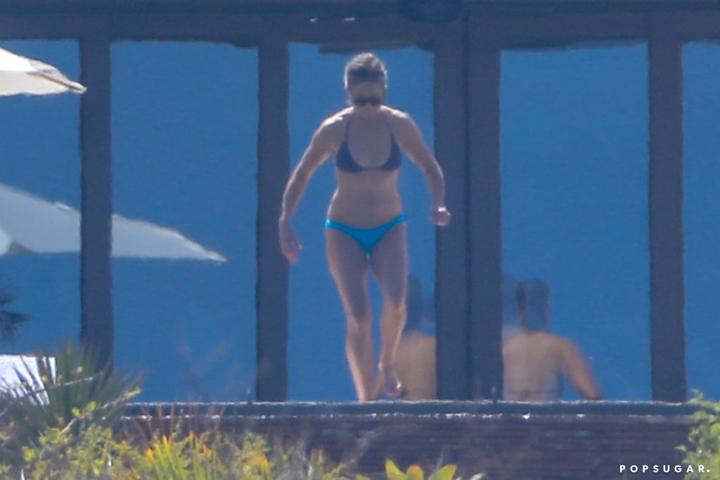 Jennifer Aniston Joins Courteney Cox For a Bikini-Filled Birthday Trip to Cabo San Lucas