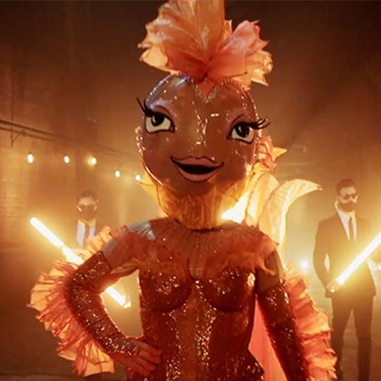 Who Is the Goldfish on The Masked Singer Australia?