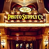The Photo Supply Co. offers a free phone charging service.