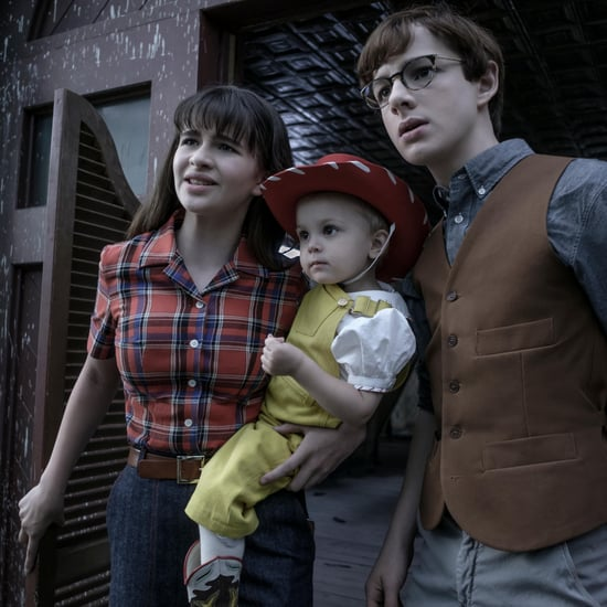 Young Characters in A Series of Unfortunate Events Season 2
