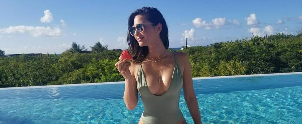 Olivia Munn's Sexiest Swimsuits