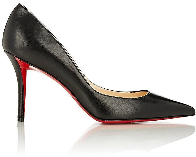 6453ae008e5 Christian Louboutin Apostrophy Pumps | Watch Out, She Might Faint If ...