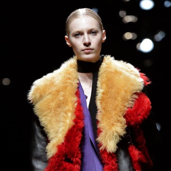 Prada Beauty Looks 2014 Milan Fashion Week