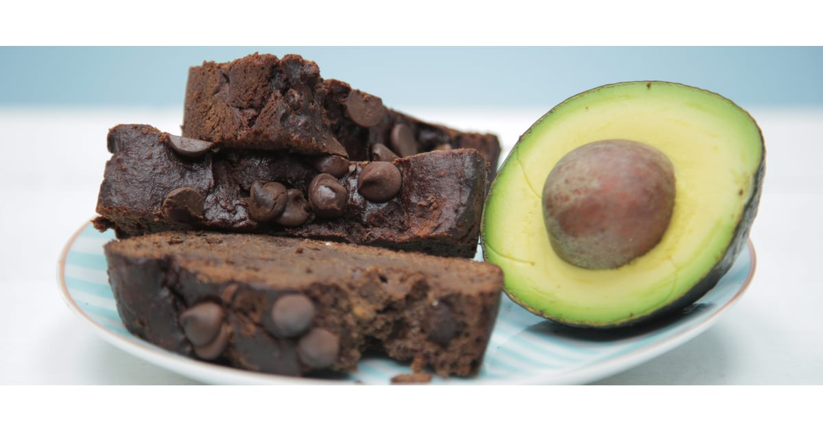 This Chocolate Avocado Banana Bread Is Next Level