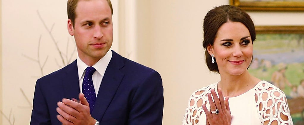 La Simple Raison Pour Laquelle le Prince William Ne Porte Pas d'Alliance