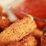 Deep-Fried Mozzarella Sticks