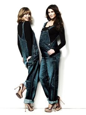 Heidi Klum's Maternity Clothes