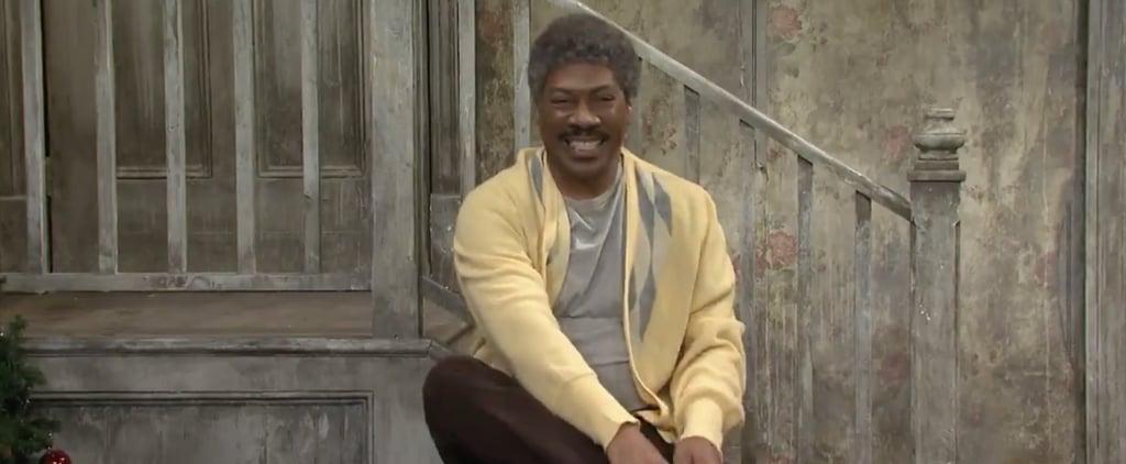 """Eddie Murphy on SNL: """"Mister Robinson's Neighborhood"""" Video"""