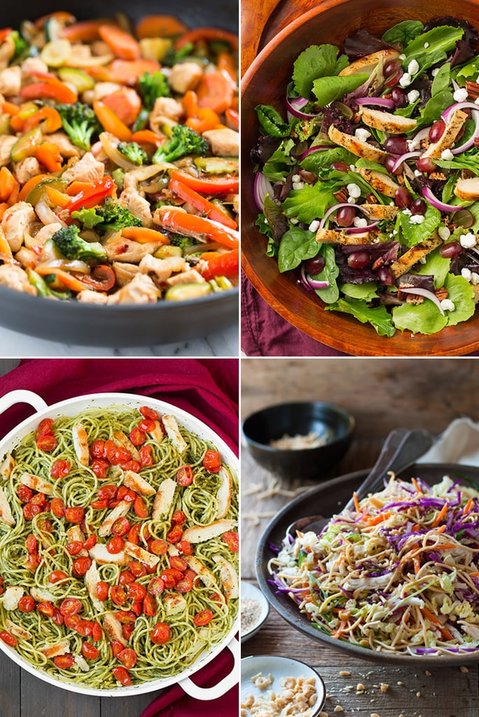 Fast and easy dinner recipes