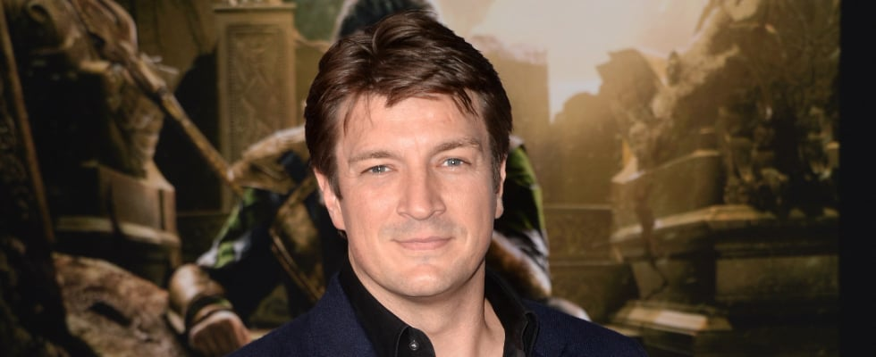 Nathan Fillion Interview 2014