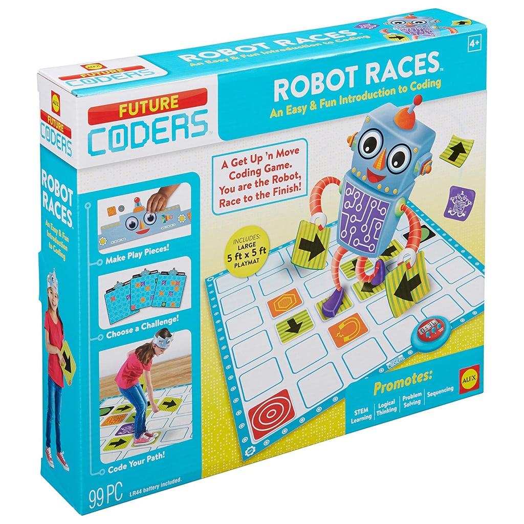 Robot Races | Best Board Games For Kids 2018 | POPSUGAR