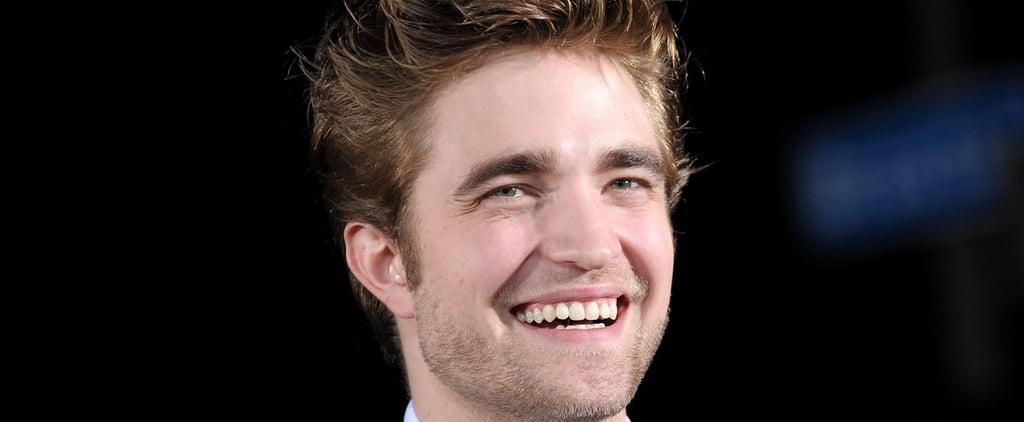 Robert Pattinson Talks About Playing Edward in Twilight 2018
