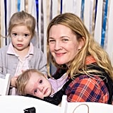 Drew Barrymore Family Pictures