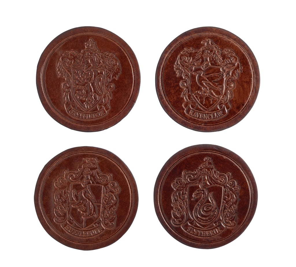 House Crest Coasters