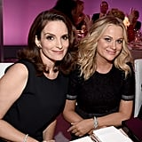Tina Fey/Amy Poehler threesome