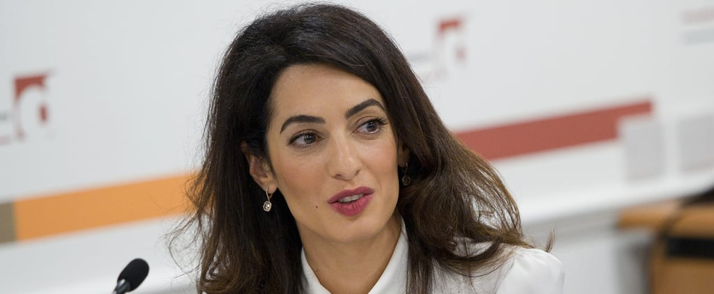6 Milestones From Amal Clooney's Career That Prove She's a Legal Badass