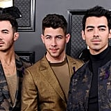 Jonas Brothers at the Grammys 2020