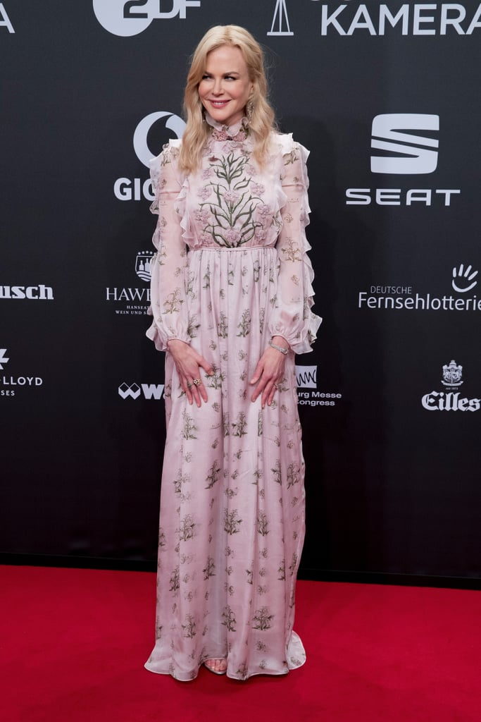 Can We All Please Take a Moment to Appreciate Nicole Kidman's 2017 Style?