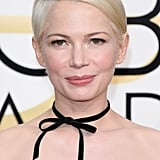 Michelle Williams Proved the Choker's Still In For 2017