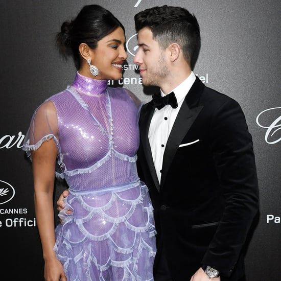 Nick Jonas and Priyanka Chopra at 2019 Cannes Film Festival