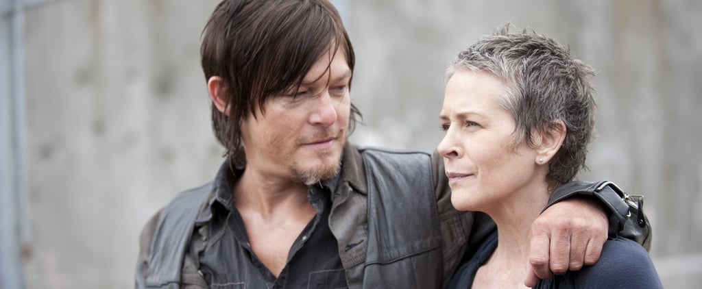 22 Times You Wanted Daryl and Carol to Be a Thing So Badly