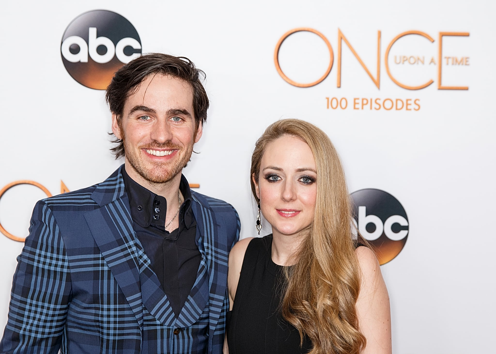 Colin Odonoghue Welcomes Second Child Popsugar Celebrity