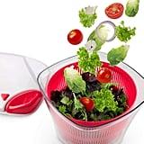 Mueller Large Salad Spinner Vegetable Washer with Bowl