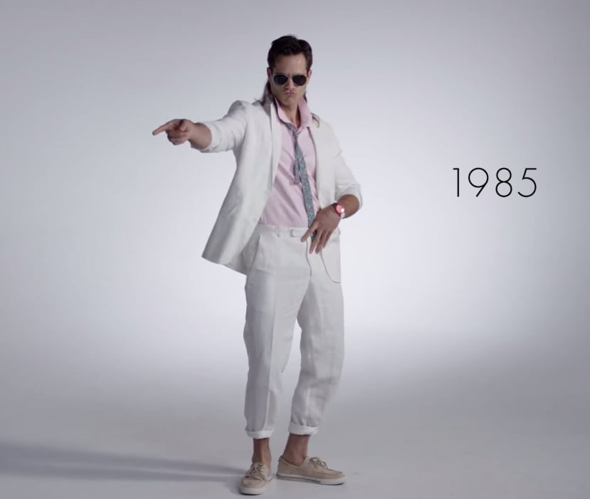 50 years of fashion