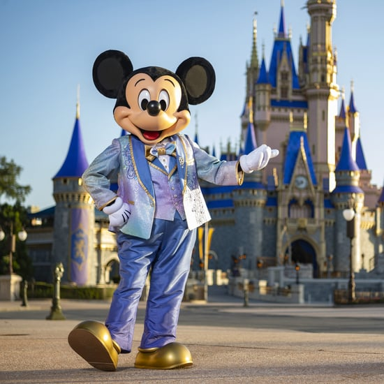Disney World's 50th Anniversary Celebration Details
