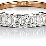Irene Neuwirth Diamond Collection Asscher-Cut Diamond Ring-Colorless ($6,730)