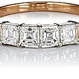Irene Neuwirth Diamond Collection Asscher-Cut Diamond Ring-Colorless ($6,730)