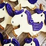 Unicorn Sugar Cookies ($36 for 12)