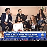 Watch the Cast on Good Morning America: