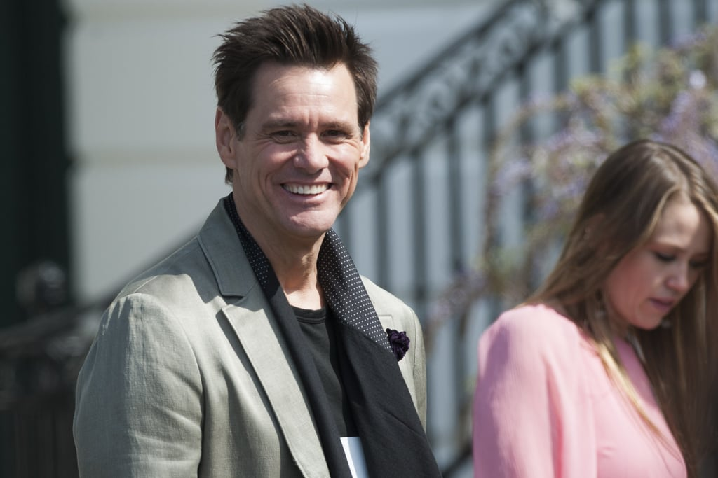 And Jim Carrey was on hand for the festivities too.