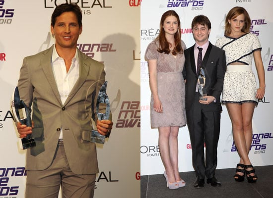 Pictures of National Movie Awards Winners