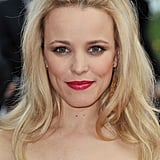 Rachel McAdams has seen a bevy of hair colours in her day, but she looked choice with lighter hair at the 2011 Cannes Film Festival.