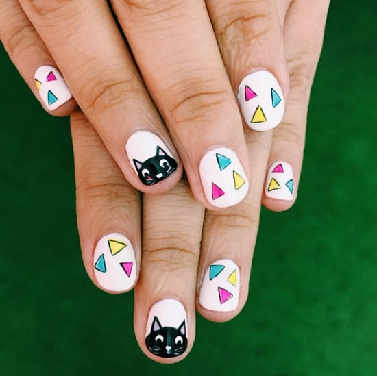 Animal-Inspired Nail Art Ideas