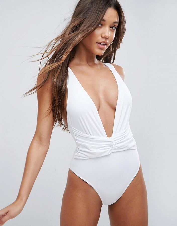 14 Sexy One-Piece Swimsuits That Will Make You Feel Like a Bombshell in 2018