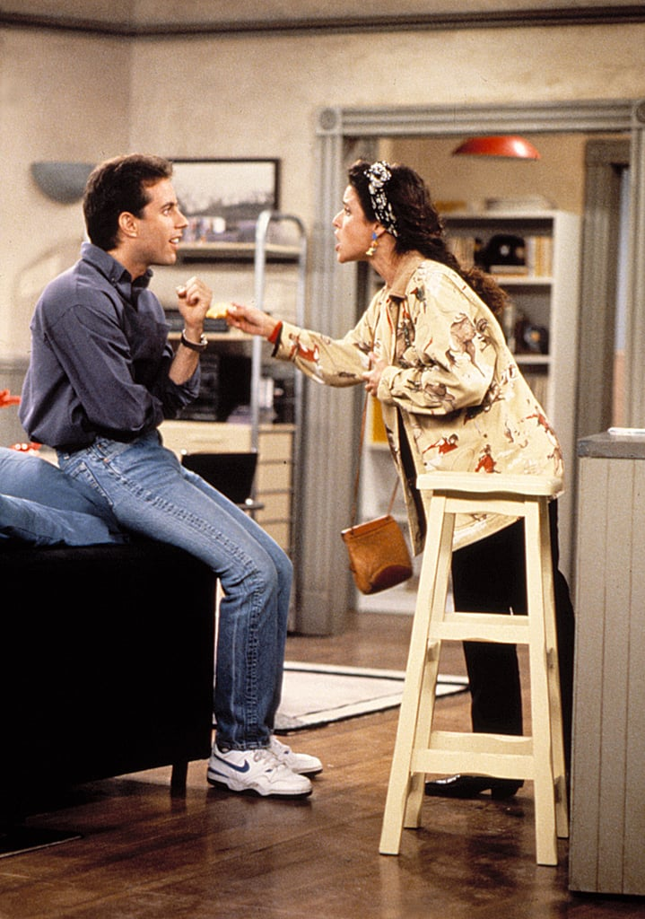 Jerry clearly won the argument in these these wavy-soled Nikes.