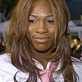 Serena Williams at The Bourne Supremacy's World Premiere in 2004