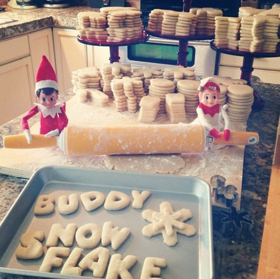 Most Elaborate Elf on the Shelf Ideas