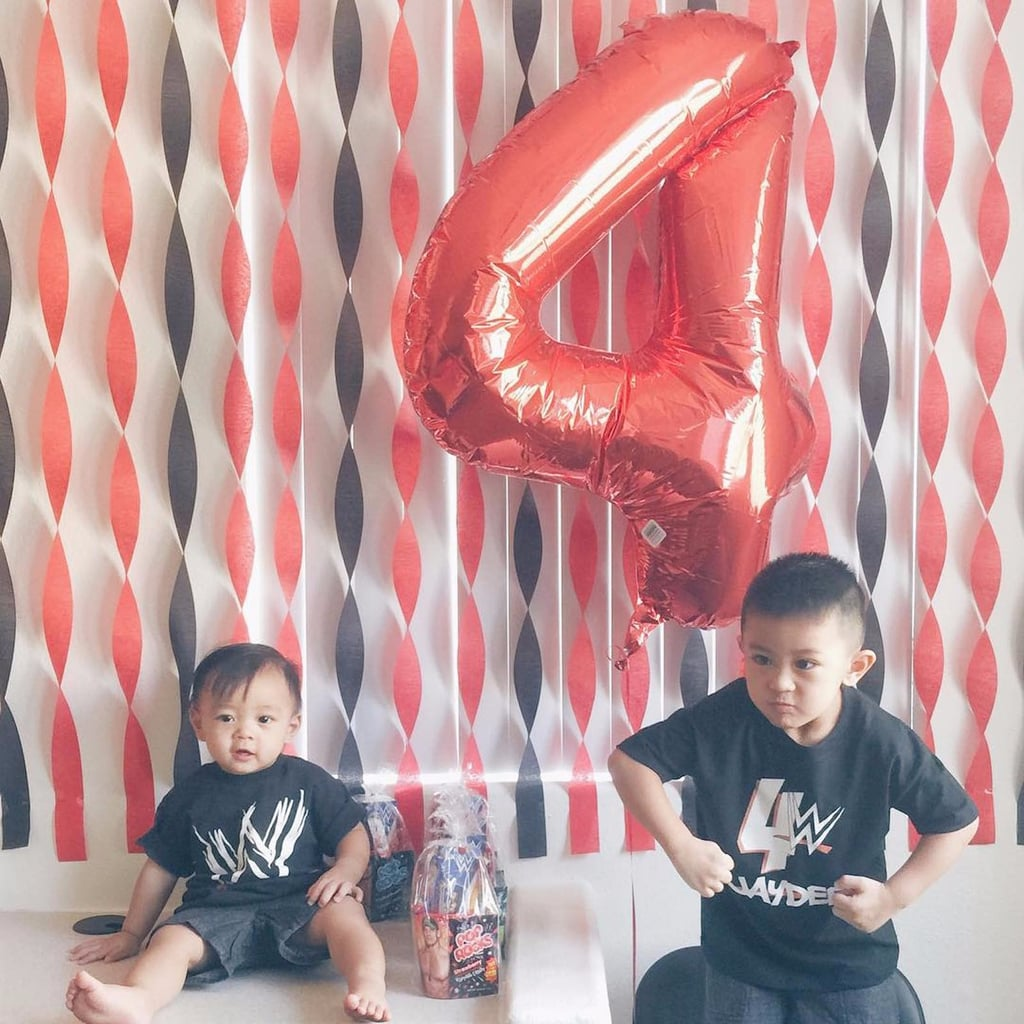 11 Ways to Create a Slammin' WWE Birthday Party