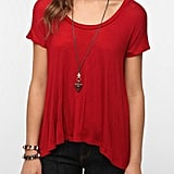 The best thing about this Daydreamer LA Trapeze Tee ($29)? You can wear it again come Valentine's Day.