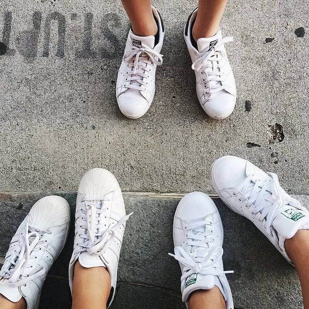 Adidas Stan Smiths Everywhere
