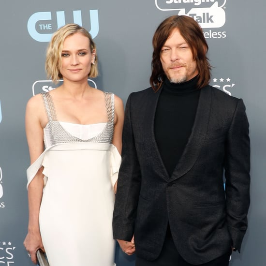 Diane Kruger and Norman Reedus Welcome First Child
